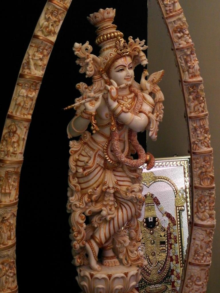 Tirupathi ISKON Krishna :))