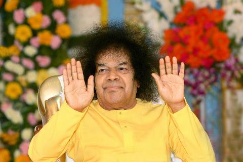 Blessings of Swami
