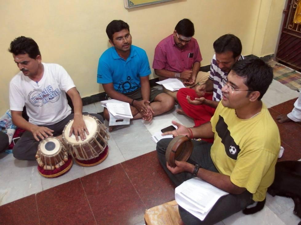 Bhajan Practice